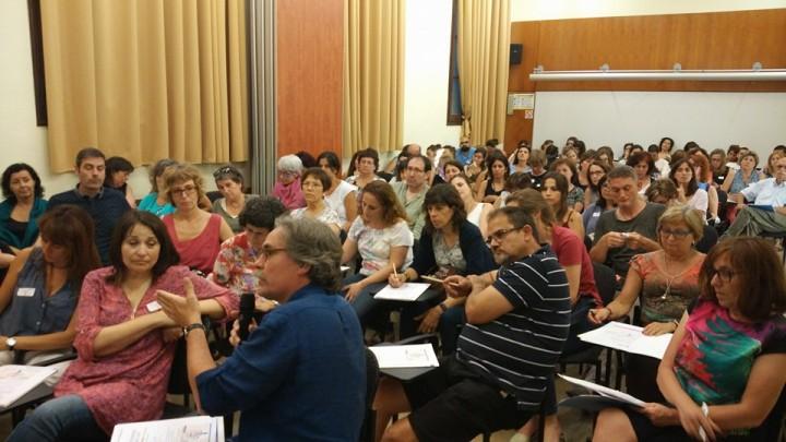 Acte de celebració dels 30 anys de la Federació de MRP de Catalunya
