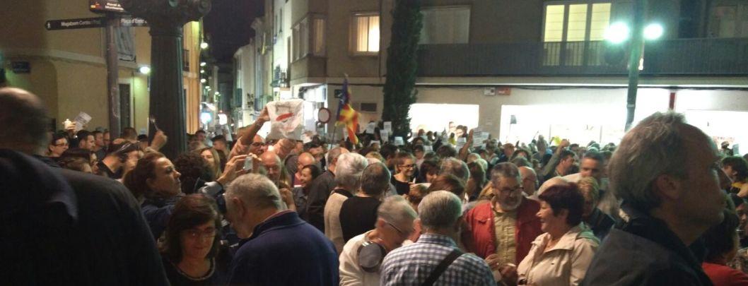 Jordi Sànchez i Jordi Cuixart, LLIBERTAT!!!
