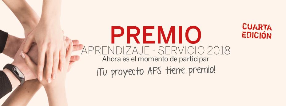 Premi estatal a projectes d'APS