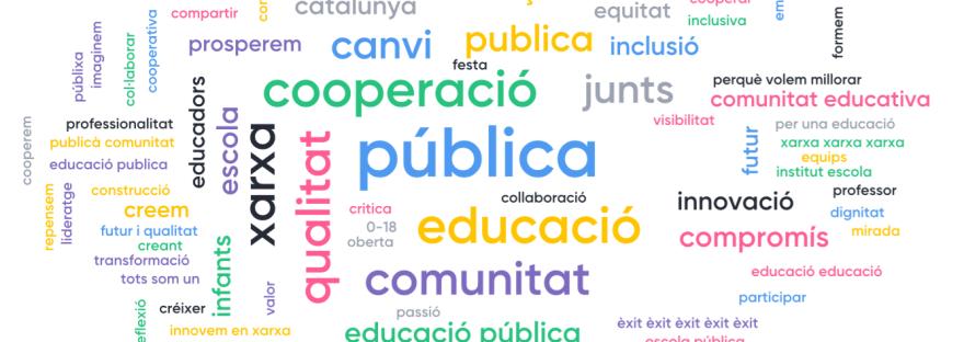 2a Trobada de centres organitzadors del Congrés d'Educació Pública a Catalunya