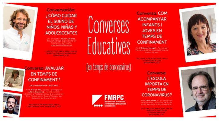 Converses educatives, FMRPC