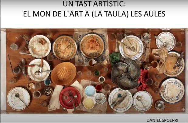 Vídeo del taller de l'Alícia Massip Barrafon
