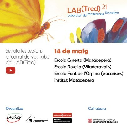 LAB(Tred)21, divendres 14